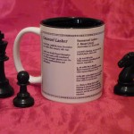 Chess Mug - Lasker