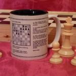Chess Mug - Game Face