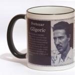 Svetozar Gligoric chess mug